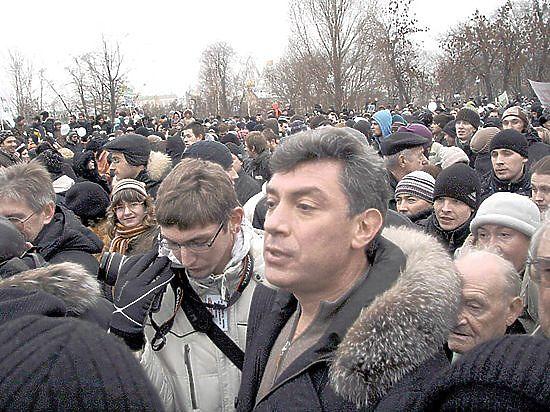 Бориса Немцова застрелили из пистолета Макарова
