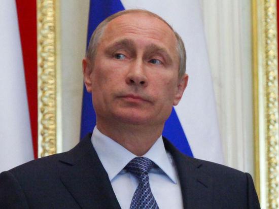 Путин не претендует на Луну