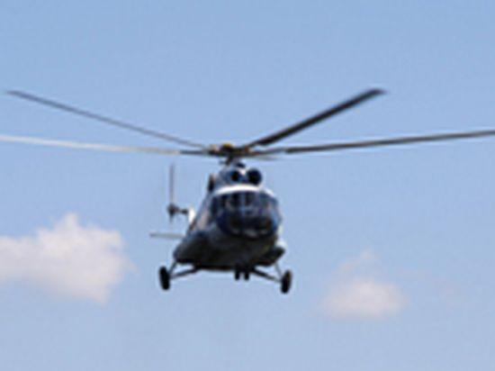Под Мурманском разбился вертолет с высокопоставленными чиновниками