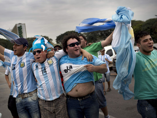 Бразильцы победили спекулянтов билетами