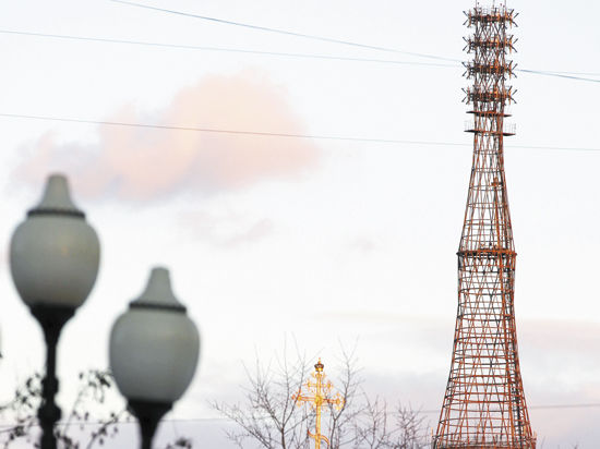 Шуховская башня останется на Шаболовке