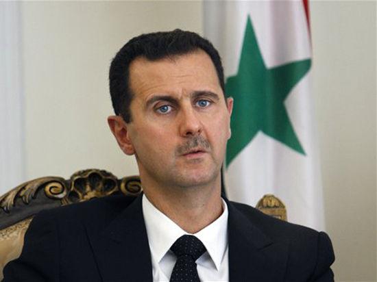 Башар Асад в третий раз баллотируется на пост президента