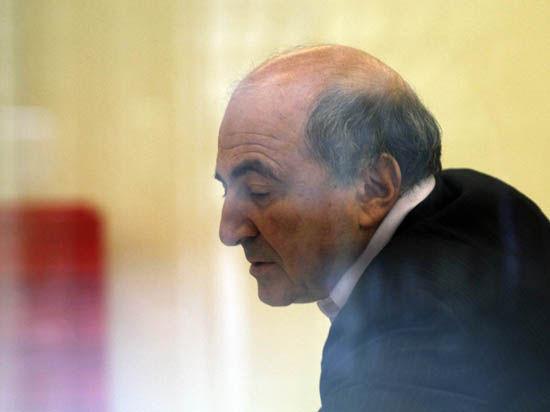 «Заначка» Березовского: арестованы счета олигарха в Швейцарии на 21 млн франков