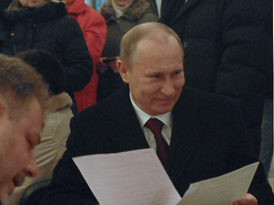 Владимир Путин не станет царем