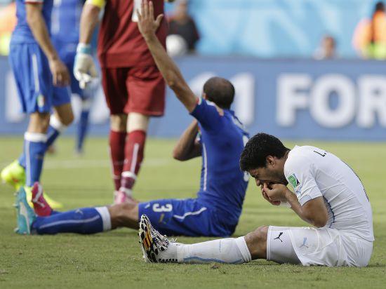 Чемпионат мира по футболу: Уругвай