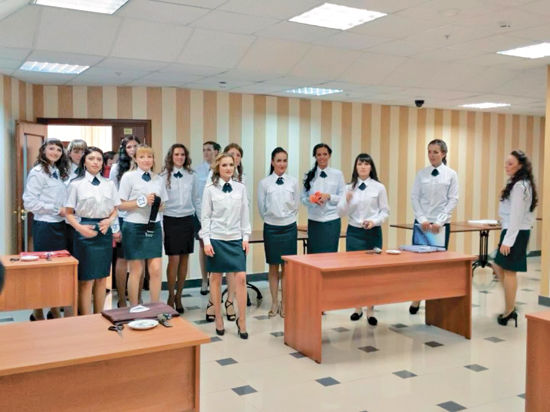 Спасатели выбирают «мисс МЧС России»