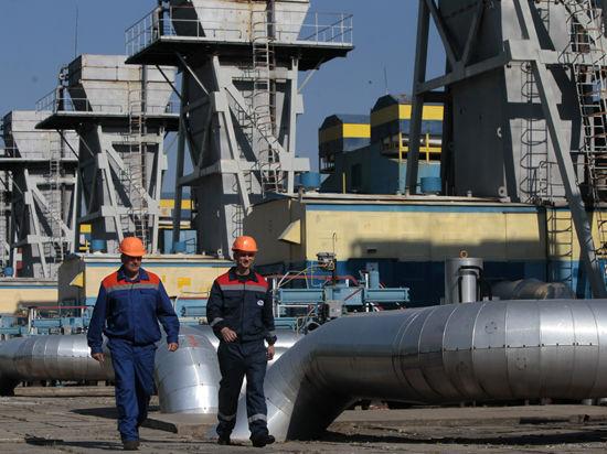 Киев получит скидку до 28% на российский газ