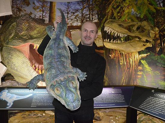 Какие существа населяли территорию Нижегородского края до появления динозавров