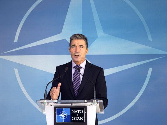 НАТО создает силы быстрого реагирования против России