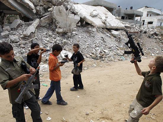 «Львята халифата» или дети-жертвы религиозных войн