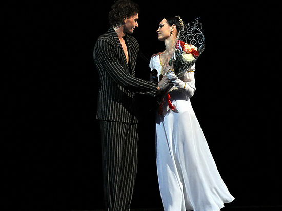 Бенефис солистов балета собрал полный зал