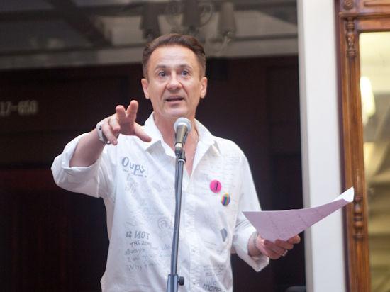 Олег Меньшиков откроет новую экспериментальную сцену — своеобразный «театр в театре»