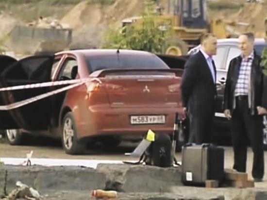 Ликвидация главаря банды ГТА: его могло ранить взрывом его же гранаты