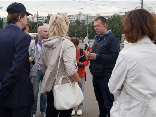 Оппозиционного политика Ляскина вынудили сняться с выборов в Мосгордуму