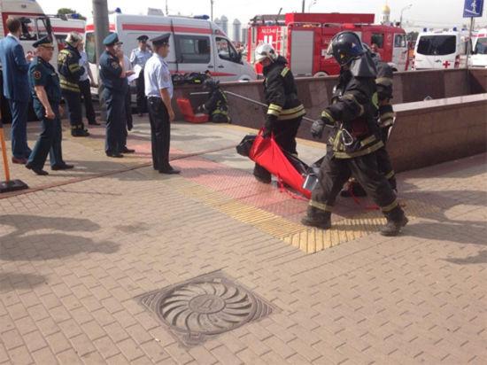 Все предварительные версии аварии в московском метро