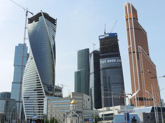 Москву-Сити откроют  для автомобилистов