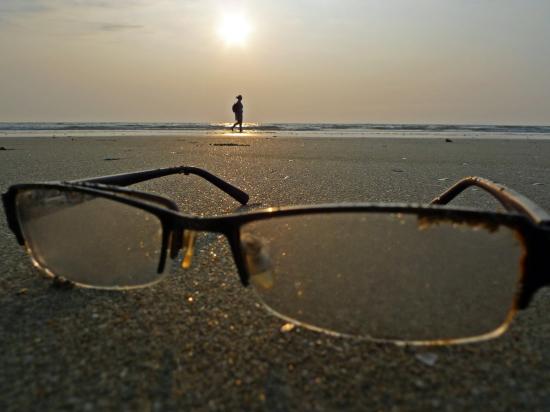 Создан дисплей, заменяющий обычные очки