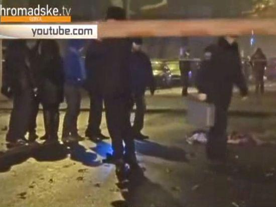 В Одессе очередной взрыв: на улице погиб 45-летний мужчина