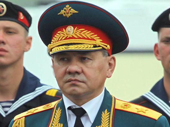 Шойгу поставил на боевое дежурство Национальный центр управления обороной