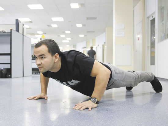 От начальников можно будет добиться  оплаты фитнеса