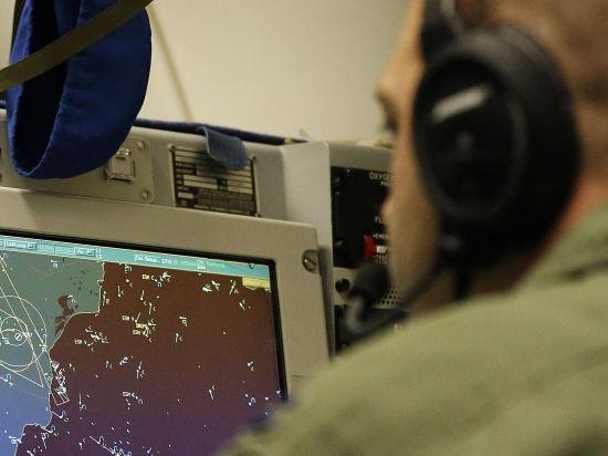 Российские средства обнаружения отследили пуск баллистической ракеты в Средиземноморье