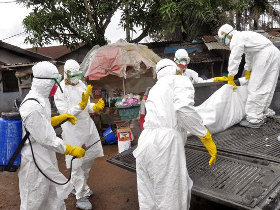 Жертвы Эбола: мертвые и беззаботные