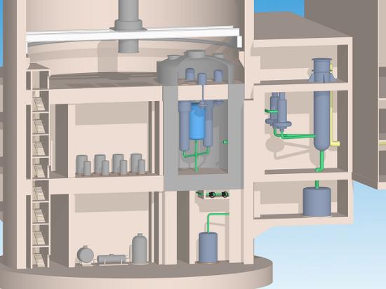 Американцы приступили к строительству атомного реактора на ядерных отходах
