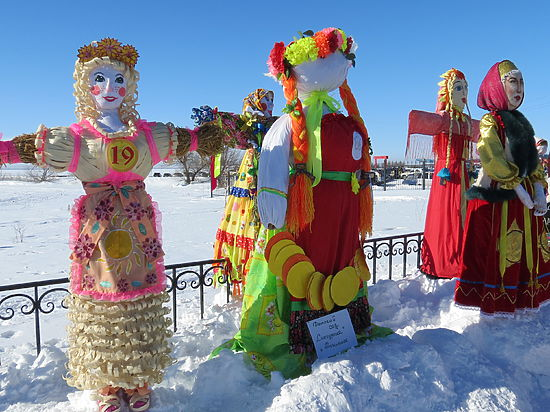 Прощай, зима! «Сибирская Масленица» пришла!