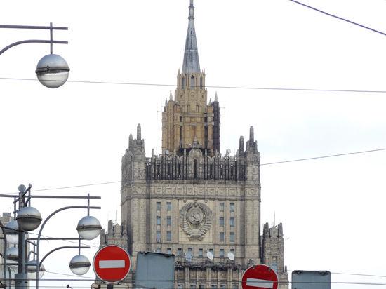 МИД РФ призвал расследовать появление символики ООН на украинских вертолетах