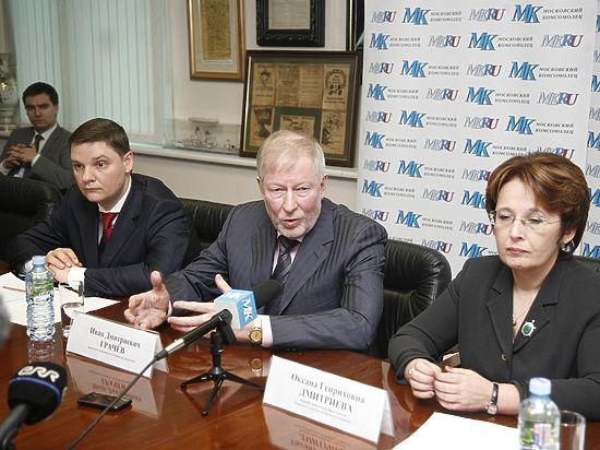 Бывший министр Оксана Дмитриева: причина кризиса — не цены на нефть, а непрофессионализм правительства и корысть