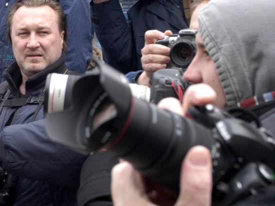 СБ Украины введет для журналистов из России превентивные задержания