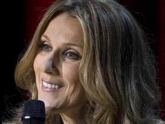 Селин Дион временно прекращает певческую карьеру из-за болезни мужа