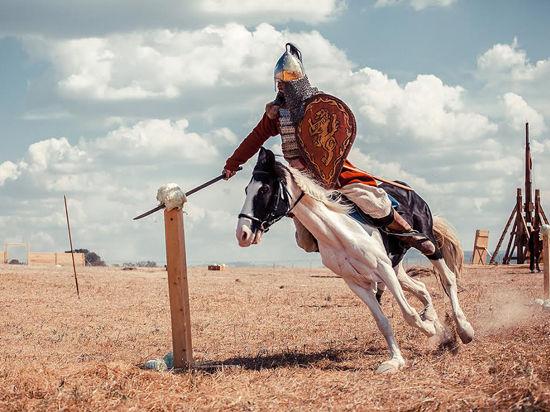 ...в них приняли участие даже римские легионеры