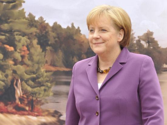 Штральзундские мелодии на слова канцлера Меркель