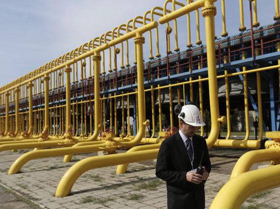 Европа отключила Украину от газа