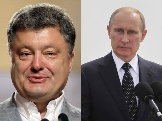 О чем Путин и Порошенко поговорят в Минске?