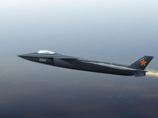 Российские конструкторы отрицают, что когда-либо предоставляли Китаю чертежи стелс-истребителя 1.44