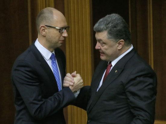 Визит Порошенко в США:  военная помощь Украине и информационная война на территории СНГ