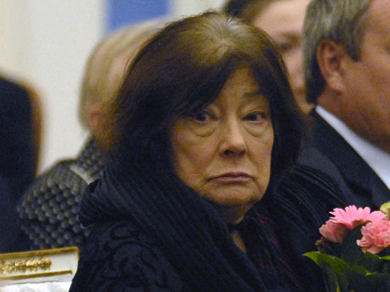 Скончалась Татьяна Самойлова