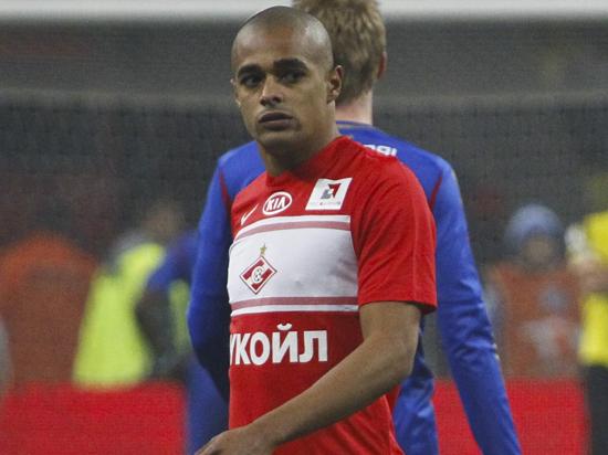 Нападающий «Спартака» Веллитон пострадал от грабителей в Москве