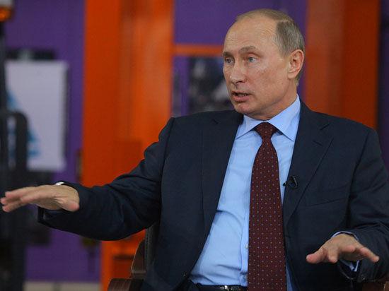 Путин: международные правозащитники