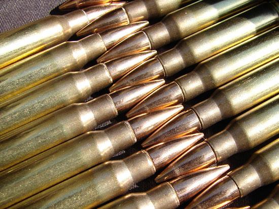 Минпромторг: Из-за западных санкций Россия может прекратить производство патронов