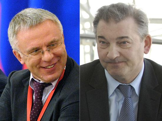 Сегодня – выборы президента ФХР: Третьяк или Фетисов?
