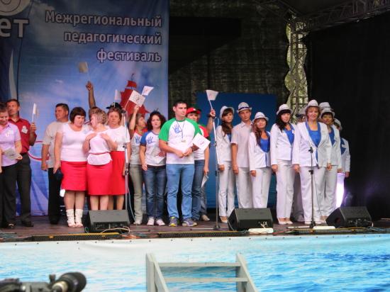 16 августа, накануне празднования 80-летия Курской области,  фестиваль