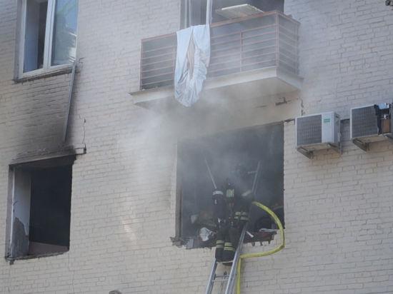 Взрыв на Кутузовском: версия ремонта не подтверждается, возможно, была утечка из плиты