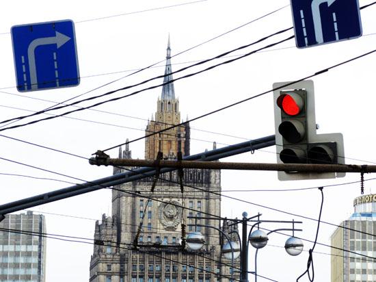 МИД РФ возмущен осквернением памятника советским воинам в Болгарии