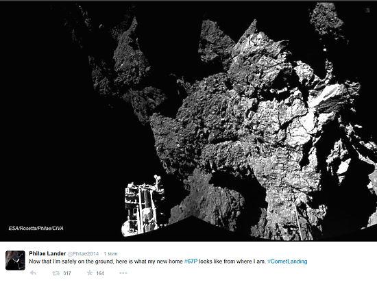 Зачем послали аппарат на далекую комету? Объясняет российский участник исторической миссии