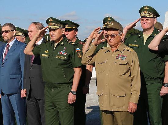 Об итогах визита «МК» побеседовал с замминистра обороны Анатолием Антоновым