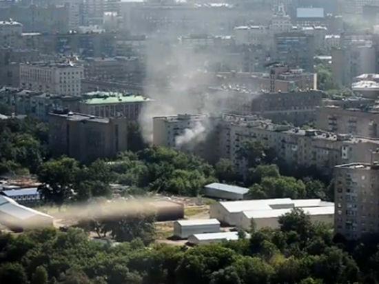 Заметить утечку газа перед взрывом на Кутузовском было невозможно, считают эксперты