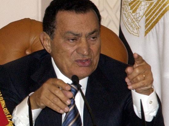 Экс-президент Египта Хосни Мубарак получил 3 года тюрьмы за расхищение госсредств
